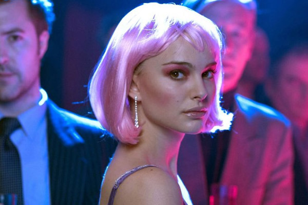 Natalie's real name is Natalie Hershlag. Pictured: Natalie Portman in a scene from 'Closer.'