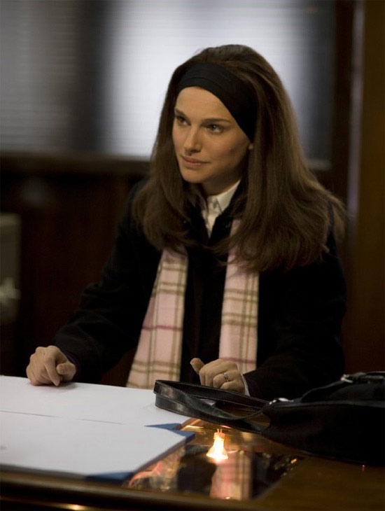 Natalie is fluent in Hebrew and French, as well as English. Pictured: Natalie Portman in a scene from &#39;New York I Love You.&#39; <span class=meta>(Photo courtesy of Vivendi Entertainment)</span>