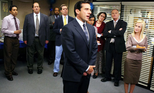 Thursday, Jan. 20, 2011: &#39;The Office&#39; - This mockumentary comedy series, starring Steve Carell, continues its seventh season on NBC at 9 p.m. ET. <span class=meta>(NBC)</span>