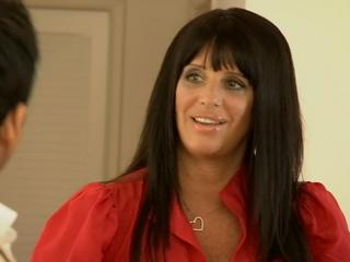 &#39;Millionaire Matchmaker&#39; Patti Stanger announced on Twitter that she ended her relationship with six-year boyfriend Andy Friendman in August 2010.  &#39;I just ended my relationship with Andy,&#39; the 49-year-old tweeted. &#39;It hit me really hard that I want kids in my life. You have to agree on the non-negotiables.&#39;  <span class=meta>(Photo courtesy of Bayonne Entertainment)</span>