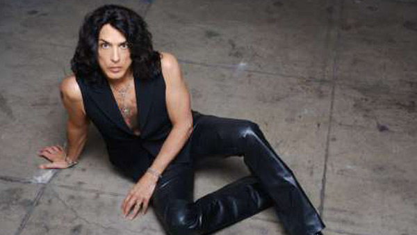 Paul Stanley appears in an undated photo on his...