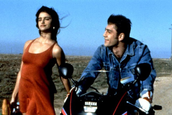 Actor, Javier Bardem and Penelope Cruz were...