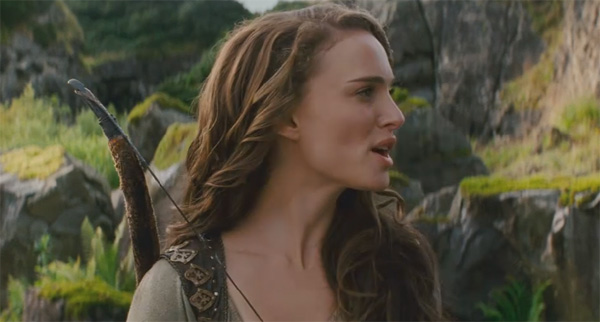 Natalie Portman plays the warrior Isabel in the...