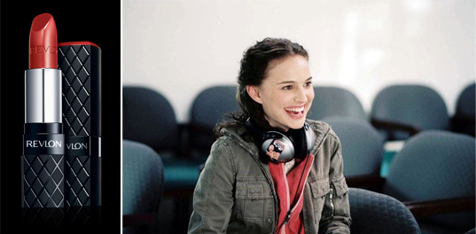 Natalie was discovered by a Revlon scout at a pizza parlor when she was 9 years old. Pictured: Natalie Portman in a scene from &#39;Garden State.&#39;  <span class=meta>(Photos courtesy of Revlon and Camelot Pictures)</span>