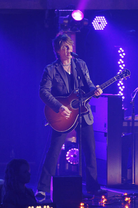 The Goo Goo Dolls perform on 'Dancing With the...