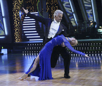 "<div class=""meta image-caption""><div class=""origin-logo origin-image ""><span></span></div><span class=""caption-text"">John O'Hurley and Charlotte Jorgensen were the season 1 runner-ups.  O'Hurley is an actor best known for his role of J. Peterman on 'Seinfeld' and he was also the host of the game show, 'Family Fued' from 2006 to 2010. (Photo courtesy of ABC)</span></div>"