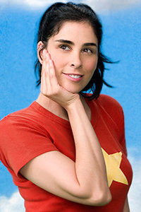 Sarah Silverman wrote on her  official Twitter page, &#39;RIP Greg Giraldo. Belly-laugh hilarious, prolific, good &amp; kind. A thousand oys can&#39;t express.&#39; <span class=meta>(Photo courtesy of Sarah Silverman&#39;s official Facebook page: Facebook.com&#47;The-Sarah-Silverman-Program)</span>