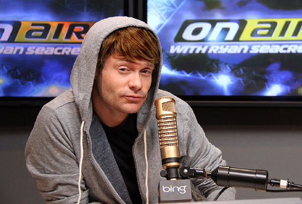 "<div class=""meta ""><span class=""caption-text "">Ryan Seacrest Tweeted this on Oct. 29, 2010: 'Dressed in my halloween costume for radio today... guess who i am.' (Justin Bieber) (twitter.com/RyanSeacrest)</span></div>"