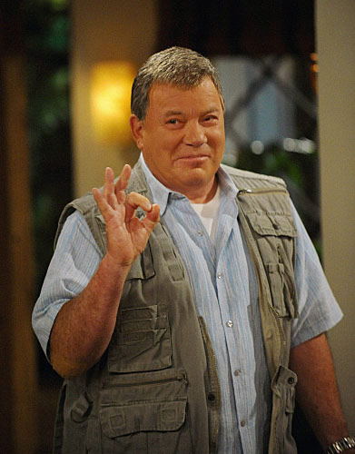 Thursday, Jan. 6, 2011: &#39;&#36;#*! My Dad Says&#39; - Get your William Shatner fix when this comedy series continues its debut season on CBS at 8:30 p.m. ET. <span class=meta>(CBS)</span>