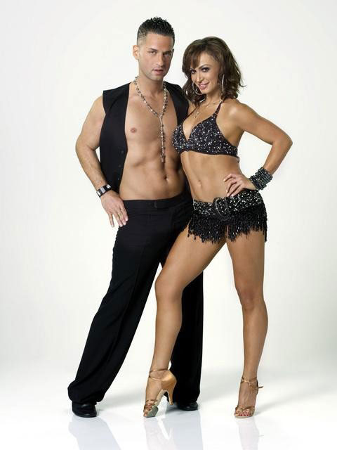 Mike Sorrentino, aka 'The Situation' from MTV reality series 'Jersey Shore', teams up with Karina Smirnoff, who returns for her eighth season of 'Dancing With the Stars'.
