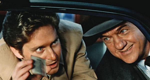 Michael Douglas is an accomplished actor, producer and director. Pictured: Michael Douglas and Karl Malden in a scene from the series, &#39;The Streets of San Francisco&#39; <span class=meta>(Photo courtesy of Warner Bros. Television)</span>
