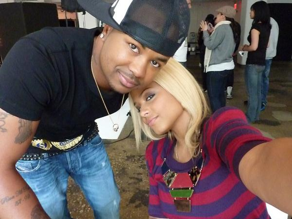 R&#38;B singer and producer Terius &#39;The-Dream&#39; Nash, 29, served his wife Christina Milian with divorce papers in February 2010, back when she was pregnant with their daughter Violet. Milian, a pop singer who sings the title song of the animated Disney Channel series &#39;Kim Possible,&#39; began dating The-Dream in early 2009 and soon became pregnant and married him that September in Las Vegas. <span class=meta>(Photo courtesy of myspace.com&#47;christinamilian)</span>
