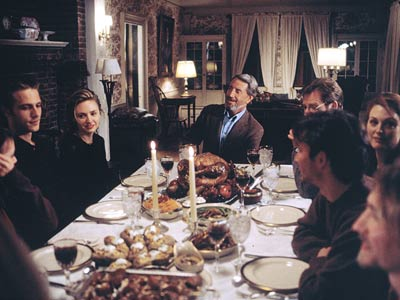&#39;The Myth of Fingerprints&#39; &#40;1997&#41;.  This family comedy-drama tells the tale of an emotional New England family reunion during Thanksgiving.  The cast includes Noah Wyle, Julianne Moore, Hope Davis and Blythe Danner. <span class=meta>(Photo courtesy of Eureka Pictures)</span>