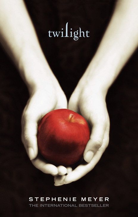 "<div class=""meta ""><span class=""caption-text "">Kristen Stewart never read the 'Twilight' series books by Stephenie Meyer until she was cast as the role as Bella.  (Photo courtesy of Little, Brown Books for Young Readers)</span></div>"