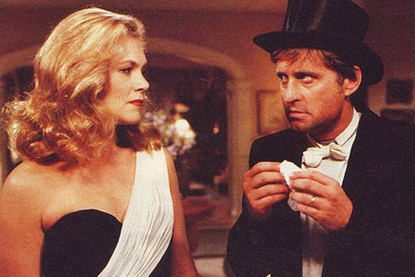&#39;War of the Roses&#39; &#40;1989&#41;: Starring alongside Danny DeVito and Kathleen Turner, Michael Douglas as Oliver Rose who has the perfect marriage, until he finds himself at the center of an extreme divorce battle. <span class=meta>(Photo courtesy of Twentieth Century Fox Film Corporation)</span>