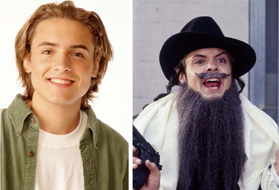 Will Friedle appears in a promotional photo for the television show 'Boy Meets World.'/ Will Friedle appears as Calvin Menhoffer in scene from the 2003 film 'National Lampoon's Gold Diggers.'