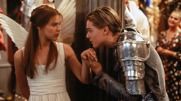 "<div class=""meta ""><span class=""caption-text "">Natalie auditioned for the role of Juliet in 'William Shakespeare's Romeo + Juliet,' but the producers thought she was too young to star opposite Leonardo DiCaprio.  The role was given to Claire Danes instead.  (Photo courtesy of Twentieth Century Fox Film Corporation)</span></div>"