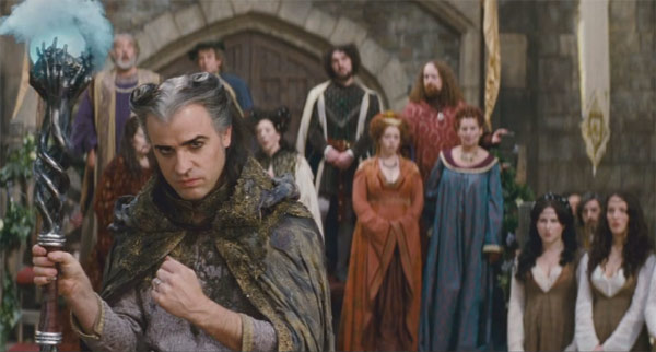 Justin Theroux as the evil wizard Leezar in the 2011 fantasy comedy movie, &#39;Your Highness.&#39; <span class=meta>(Universal Pictures)</span>