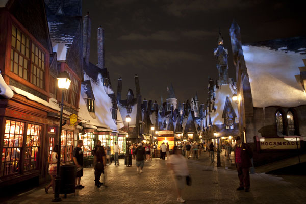 "<div class=""meta ""><span class=""caption-text "">From the entrance to Hogsmeade, with the Hogwarts Express billowing steam and whistling its arrival, through each shop and attraction, The Wizarding World of Harry Potter at Universal Orlando Resort is a one-of-a-kind, fully immersive theme park experience and the only place in the world that brings the magic of Harry Potter to life. Guests can explore some of the most significant and familiar locations from the books and films and find themselves in the heart of the excitement.  (Photo courtesy of Universal Orlando Resort)</span></div>"
