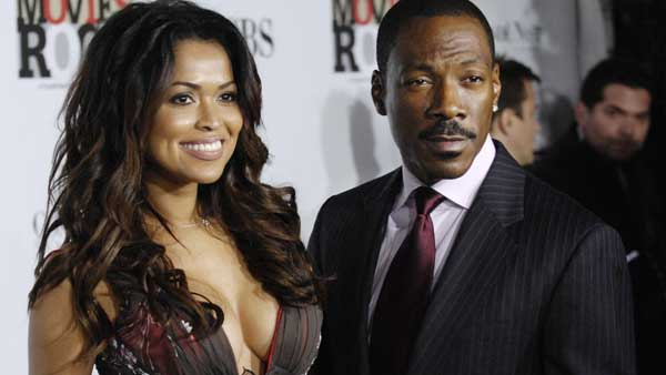 Eddie Murphy lands in second place on <'ahref='...