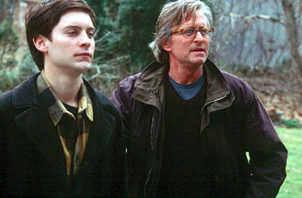 "<div class=""meta ""><span class=""caption-text "">'Wonder Boys' (2000): Michael Douglas played an English professor who tries to cope with the stresses in his own life and the problems his friends and associates thrust upon him. (Photo courtesy of British Broadcasting Corporation)</span></div>"