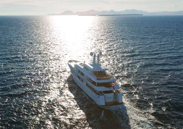 Diddy and his family have rented this &#36;850,000-a-week superyacht, partially controlled by an iPad. The technology, which allows guests to control things like entertainment and climate systems and room service, was made by German luxury yacht firm Lurssen. <span class=meta>(yachtsolemates.com)</span>