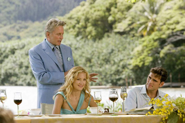 "<div class=""meta ""><span class=""caption-text "">'You, Me and Dupree' (2006): One of his smaller roles, but a good one; in this comedy Michael Douglas plays an overbearing father, who is out to get his son-in-law. (Photo courtesy of Universal Pictures)</span></div>"