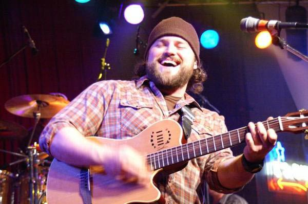Country superstar, Zac Brown and his wife Shelly...