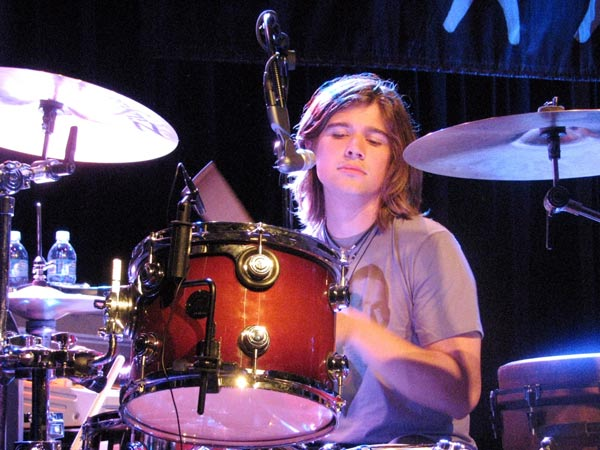 Drummer Zac Hanson of 'Hanson' and his wife Kate announced in July 2010 that they are expecting their second child.