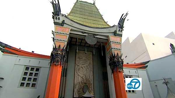 The iconic Grauman's Chinese Theatre has been a cornerstone of Hollywood for more than 75 years.  The Asian-inspired theater is the most sought-after location for movie premieres and almost every major movie star has been here.