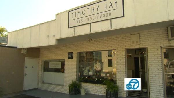 In a little studio tucked away on a side street in West Hollywood, Tim Sullivan, owner and founder of Timothy Jay Candles, and his staff produces thousands of deliciously fragranced candles.