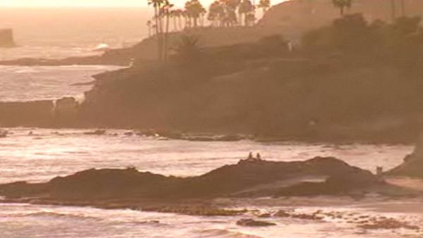 Live video from Laguna Beach cam