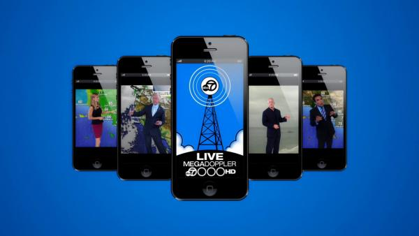 ABC7 new weather app - Get forecast on the go