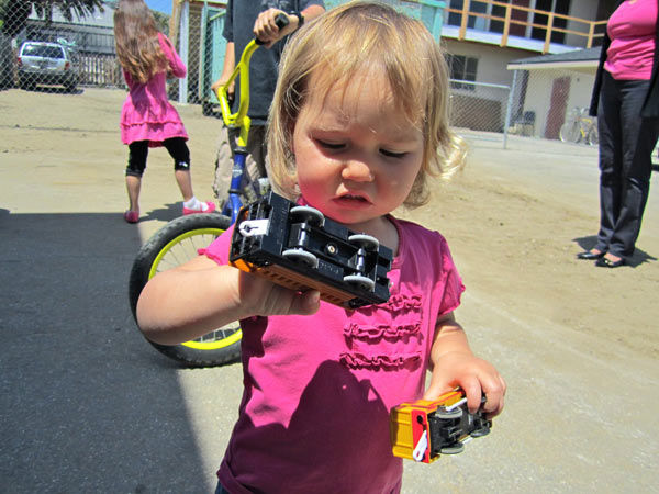 The Kingdom Center: The Kingdom Center is currently fundraising for a playground for the kids. Now, they play in the dirt lot.  Read more about the Kingdom Center. <span class=meta>(KABC Photo)</span>
