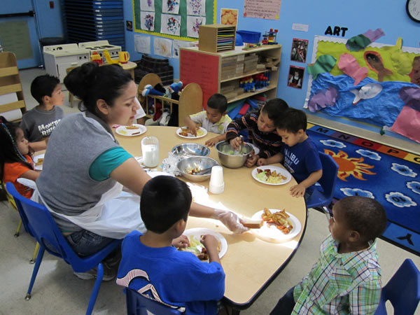 "<div class=""meta ""><span class=""caption-text "">Drew Childhood Development Corporation: The food program at the Drew Childhood Development Corporation, which tries to focus on healthy eating, is potentially on the chopping block due to budget cuts. Read more about the Drew Childhood Development Corporation. (KABC Photo)</span></div>"