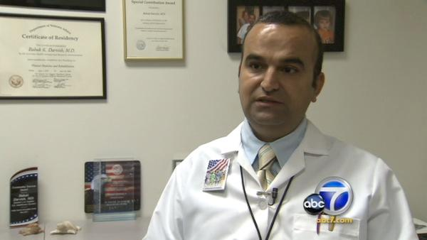 Doctor determined to cure rare disease