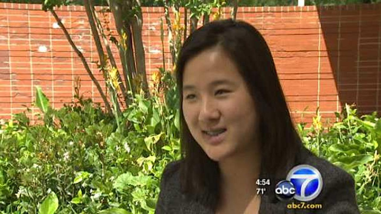 Cool Kid Julie Kim tutors disabled students and works to change the negative perception people have of them.