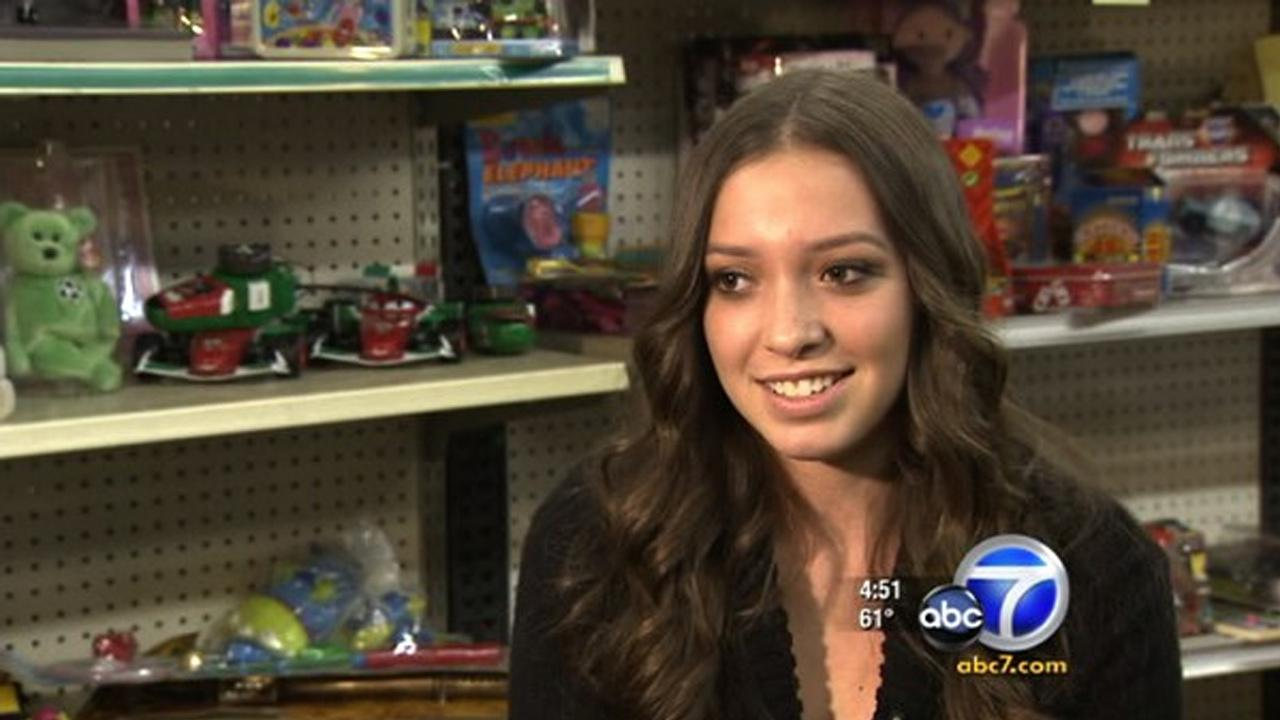 Cool Kid Natalie Mason is a young woman who is trying to make a difference for kids in the foster care system.