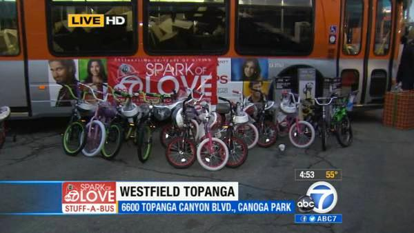 Man donates 21 bicycles, helmets for kids