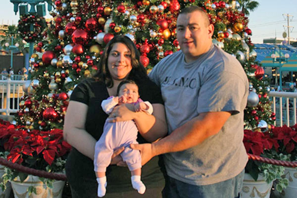 Merry Christmas to the Maring and Muro families!  <span class=meta>(ABC7 Photo&#47; Lisa Muro of Norwalk)</span>