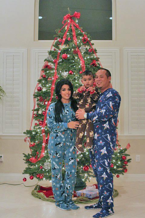 "<div class=""meta ""><span class=""caption-text "">Derek, Josiah and Mayra wish the Lopez and Wong families a very Merry Christmas and a fantastic New Year.  We Love You very much!  (ABC7 Photo/ Mayra Lopez of Whittier)</span></div>"