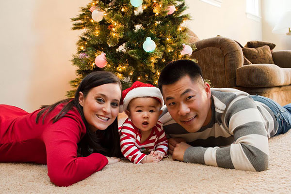 Merry Christmas to our family. We hope you all have a wonderful holiday.    <span class=meta>(ABC7 Photo&#47; Melissa Aubrey of Corona)</span>