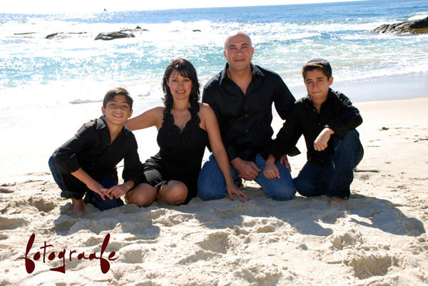 The Mobasser Family wishes everyone a fabulous holiday season! <span class=meta>(ABC7 Photo&#47; The Mobasser Family of Laguna Hills)</span>
