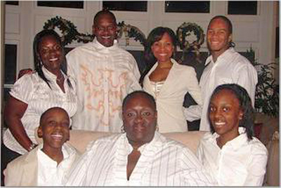 Remember the TRUE meaning of this holiday season.  Happy Holidays from the Moss Family.   <span class=meta>(ABC7 Photo&#47; Shavonne Moss of Inglewood)</span>