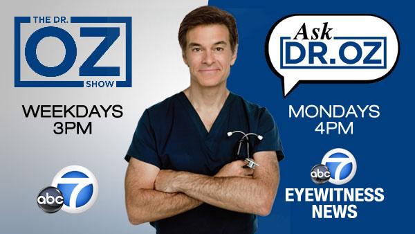 dr. oz show website