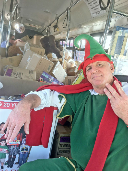"<div class=""meta ""><span class=""caption-text "">Bus #3 stuffed! The third bus was packed full of toys at the Stuff-A-Bus toy drive at Los Cerritos Center in Cerritos on Friday, Dec. 7, 2012. (KABC Photo)</span></div>"