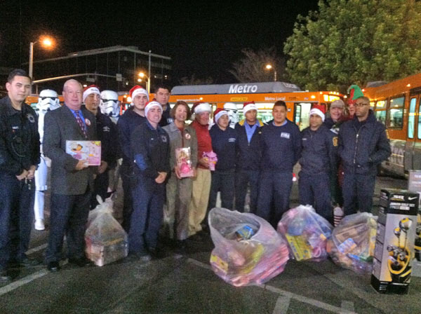 "<div class=""meta ""><span class=""caption-text "">The Calabasas Country Club pose at the Stuff-A-Bus toy drive event at the Westfield Topanga mall at Canoga Park on Friday, Dec. 14, 2012. (KABC Photo)</span></div>"