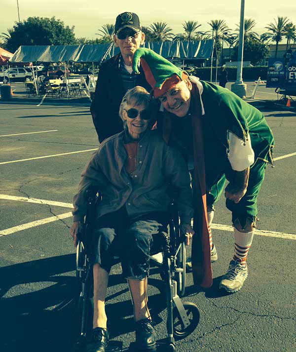 "<div class=""meta image-caption""><div class=""origin-logo origin-image ""><span></span></div><span class=""caption-text"">Valerie and Fred from Harbor City visits Garth the Elf at our first Stuff-A-Bus event of 2013 at Los Cerritos Center on Friday, Nov. 22, 2013. (KABC Photo)</span></div>"