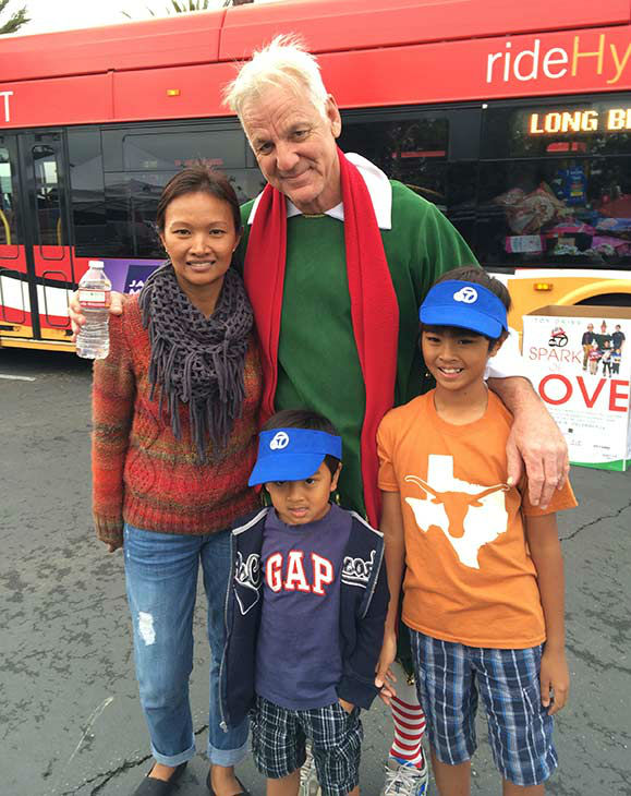"<div class=""meta ""><span class=""caption-text "">The Vet family visits Garth the Elf at our first Stuff-A-Bus event of 2013 at Los Cerritos Center on Friday, Nov. 22, 2013. (KABC Photo)</span></div>"