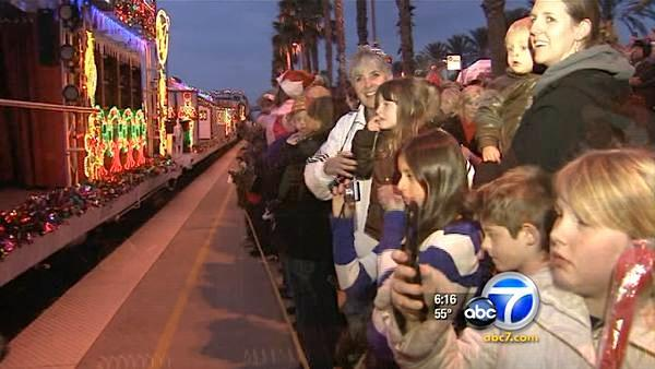 Spark of Love toy drive arrives in Burbank